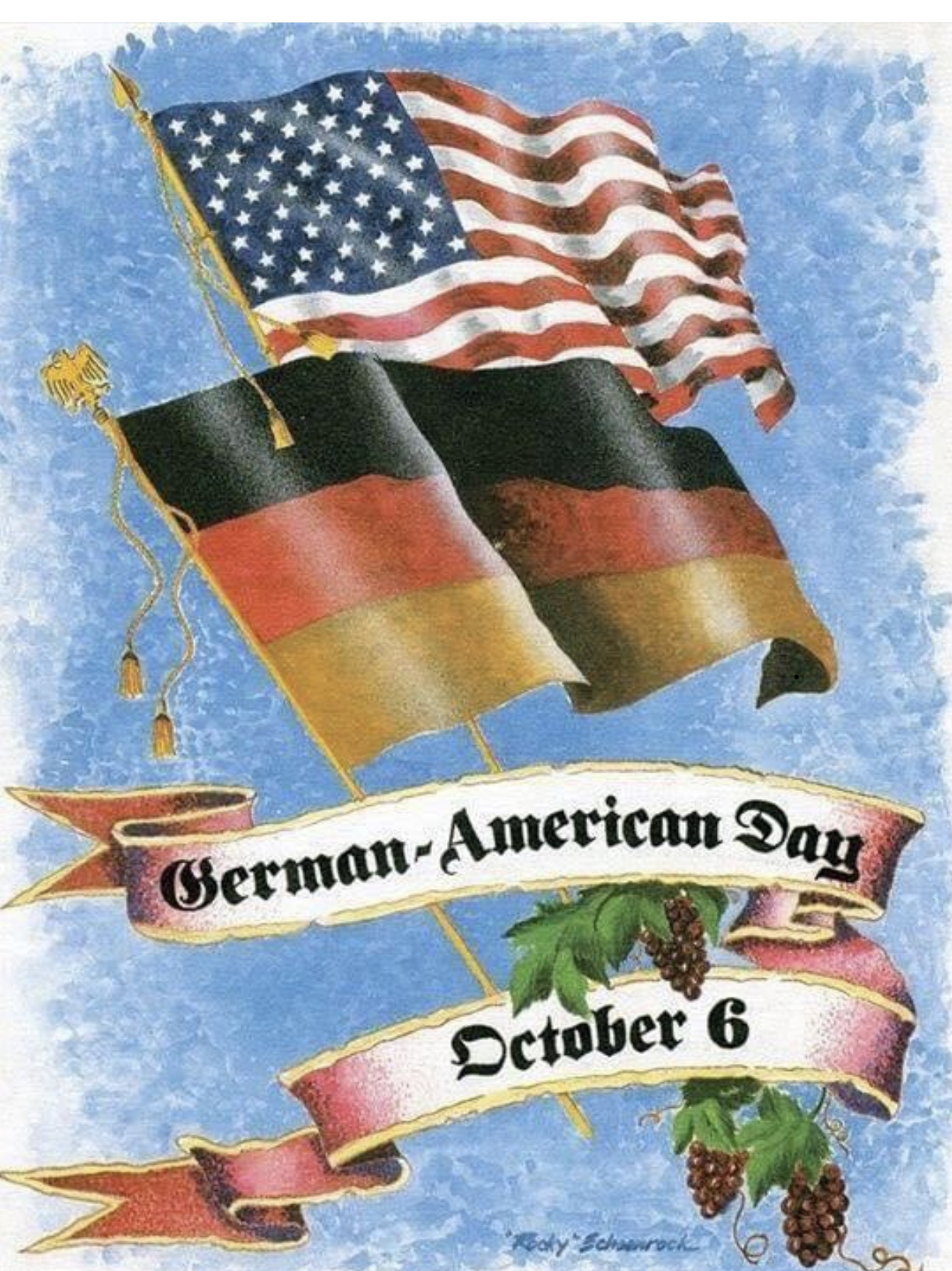 German America Day 2020