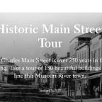 Historic Main Street Tour receives Award
